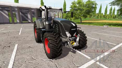 Fendt 948 Vario black edition v1.4 para Farming Simulator 2017