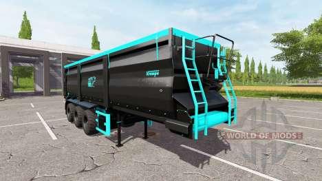 Krampe Bandit SB 30-60 limited edition para Farming Simulator 2017