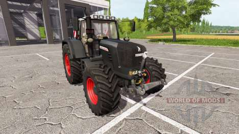 Fendt 930 Vario TMS black beauty para Farming Simulator 2017