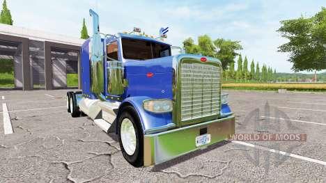 Peterbilt 379 para Farming Simulator 2017