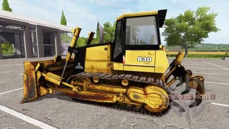 Rotech 830 para Farming Simulator 2017