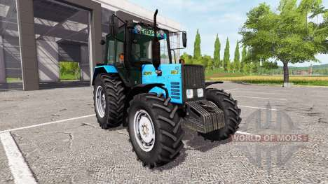 MTZ-892.2 Bielorrusia para Farming Simulator 2017