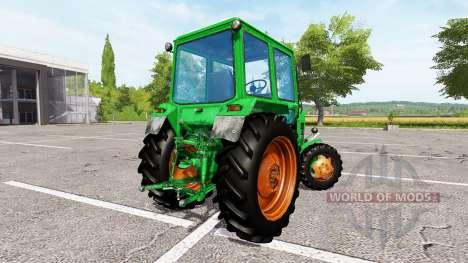 MTZ-82 Belarús v2.0 para Farming Simulator 2017