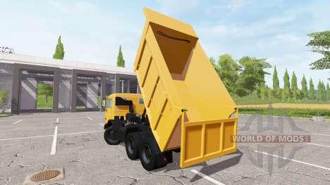 KAMAZ-65115 Euro2 para Farming Simulator 2017