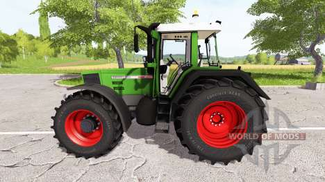 Fendt Favorit 926 Vario para Farming Simulator 2017