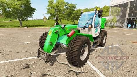 Sennebogen 305 para Farming Simulator 2017