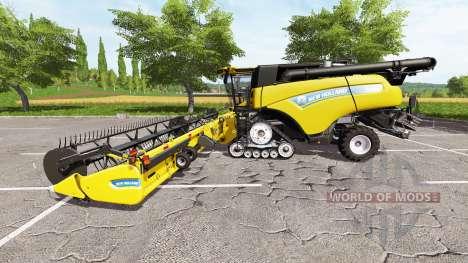 New Holland CR10.90 multicolor v2.0 para Farming Simulator 2017