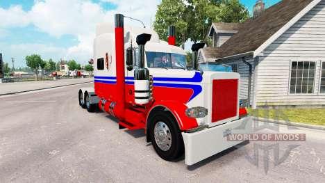 Ferrero Kinderriegel de la piel para el camión P para American Truck Simulator