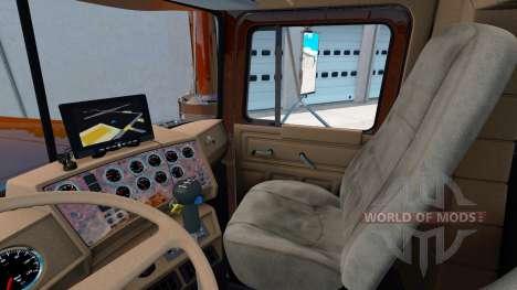 Mack Super-Liner Deluxe para American Truck Simulator