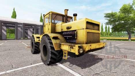 K-700A kirovec para Farming Simulator 2017