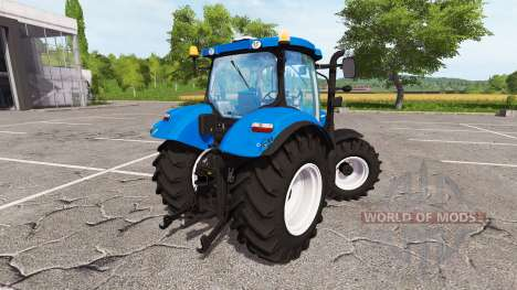 New Holland T6.160 para Farming Simulator 2017
