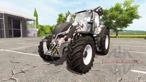 Valtra T234 COW Edition multicolor para Farming Simulator 2017