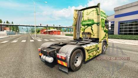 La piel de la Corona camión tractor Volvo para Euro Truck Simulator 2