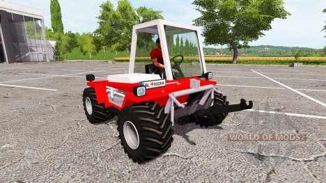Reform Metrac 2002 v0.7 para Farming Simulator 2017