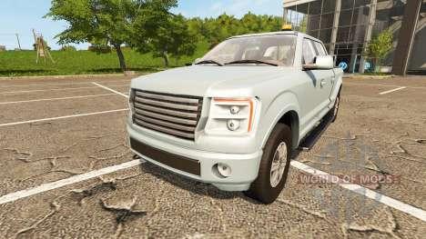 Lizard Pickup TT para Farming Simulator 2017
