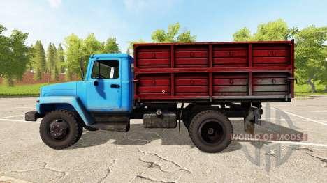GAZ-3307 para Farming Simulator 2017