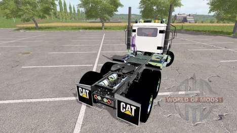 Caterpillar CT660 para Farming Simulator 2017