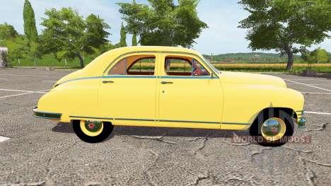 Packard Deluxe Eight 1948 para Farming Simulator 2017