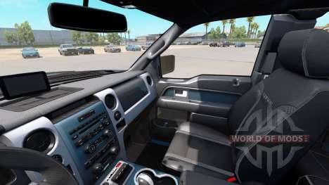 Ford F-150 SVT Raptor v2.0 para American Truck Simulator