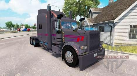 La piel Koliha de Camiones para el camión Peterb para American Truck Simulator