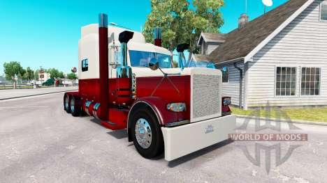 La piel de La Revolución para el camión Peterbilt 389 para American Truck Simulator