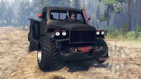 GTA V Bravado Duneloader para Spin Tires