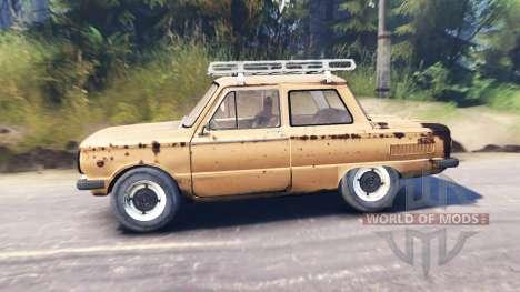 ZAZ-968M para Spin Tires