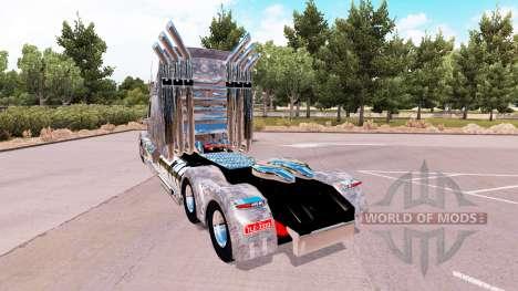 Wester Star 5700 [Optimus Prime] v1.4 para American Truck Simulator