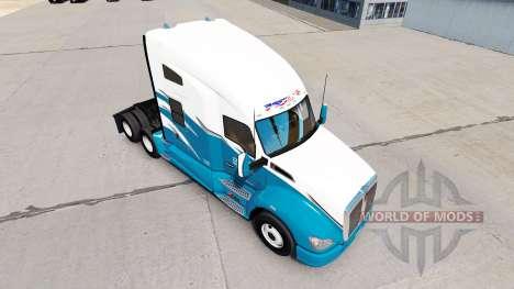 Phils de Transporte de la piel para Kenworth T68 para American Truck Simulator