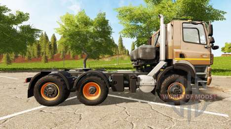 Tatra Phoenix T158 light addon para Farming Simulator 2017