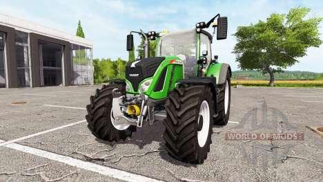 Fendt 716 Vario v1.3 para Farming Simulator 2017