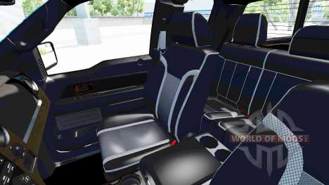 Ford F-150 SVT Raptor v1.2 para American Truck Simulator