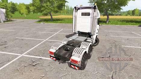 Scania R440 agro para Farming Simulator 2017