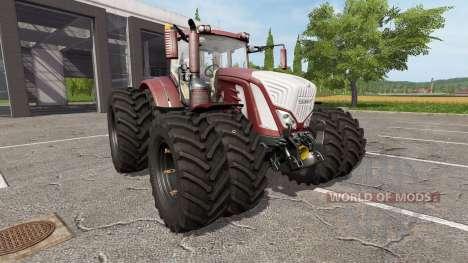 Fendt 955 Vario deluxe edition para Farming Simulator 2017