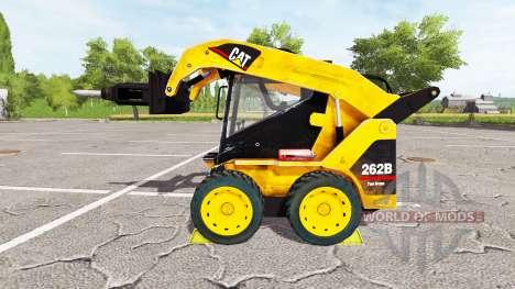 Caterpillar 262B para Farming Simulator 2017