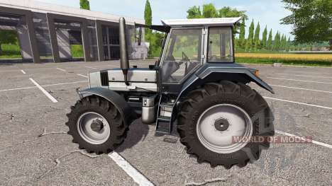 Deutz-Fahr AgroStar 6.61 black beauty v1.2 para Farming Simulator 2017