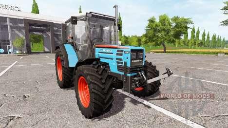 Eicher 2090 Turbo v1.1 para Farming Simulator 2017