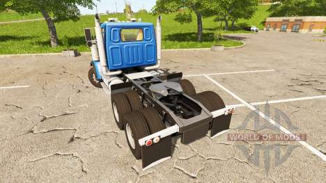 Lizard SX 210 Twinstar 6x4-4 para Farming Simulator 2017