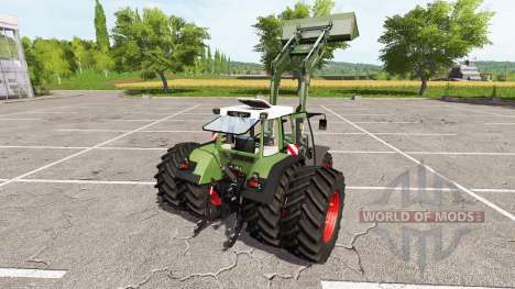 Fendt Favorit 512C Turbomatic para Farming Simulator 2017