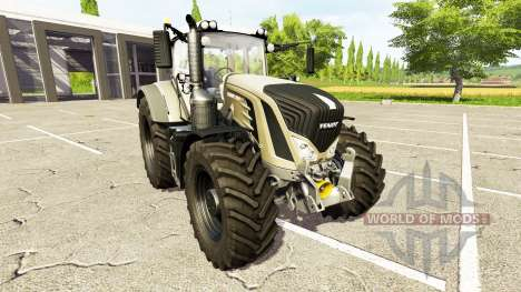 Fendt 939 Vario v1.2 color choice para Farming Simulator 2017