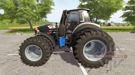 Deutz-Fahr 9310 TTV designer edition para Farming Simulator 2017