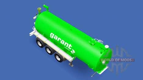 Kotte GARANT TSA 30000 para American Truck Simulator