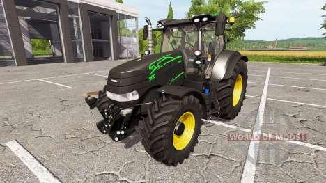 Case IH Puma 200 CVX black panther v1.3 para Farming Simulator 2017