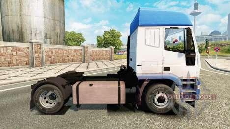 Iveco EuroTech para Euro Truck Simulator 2