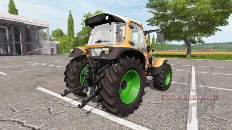 Lindner Lintrac 90 v1.4.1 para Farming Simulator 2017