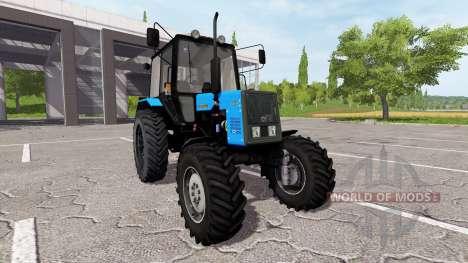 MTZ-1021 Bielorrusia para Farming Simulator 2017
