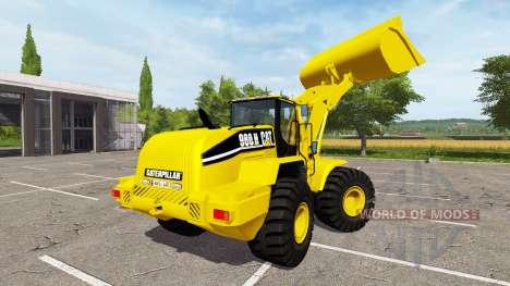 Caterpillar 980H para Farming Simulator 2017
