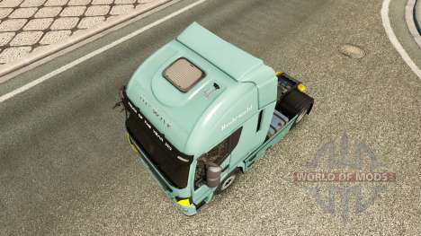 Rodewald de la piel para Iveco camión para Euro Truck Simulator 2