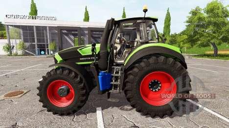 Deutz-Fahr 9310 TTV para Farming Simulator 2017