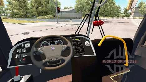 Marcopolo Paradiso G7 1200 para American Truck Simulator